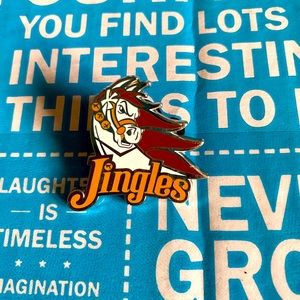 Fantasyland Football Mystery Pin - Jingles